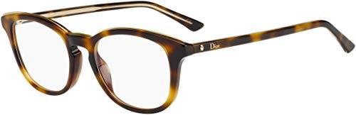 Dior MONTAIGNE40 C9C 49 Gafas de sol, Marrón (Havana Cry), Mujer