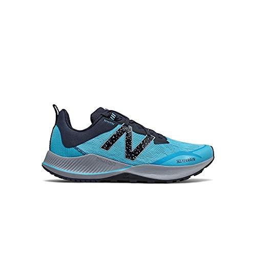 New Balance Zapatillas de Running para Hombre MTNTRCV4_46,5, Color Azul, Talla 46,5 EU