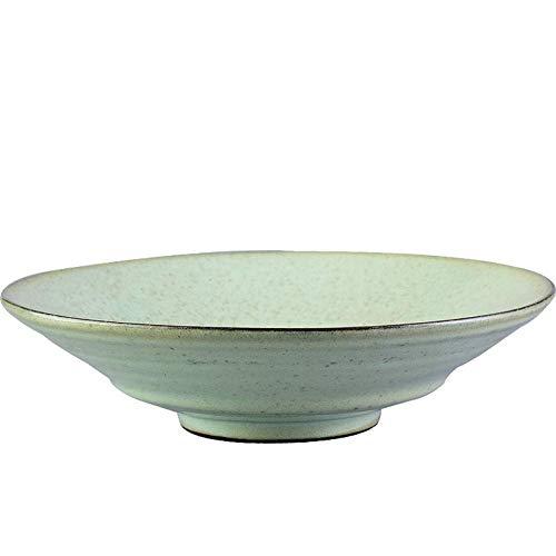 ZGQA-GQA Im japanischen Stil Kreativer Kaffee-Milch-Becher-Schale Weinlese-Keramik-Hut Platte Steak Gemüse Dish Suppenschüssel Reisschüssel Startseite Geschirr