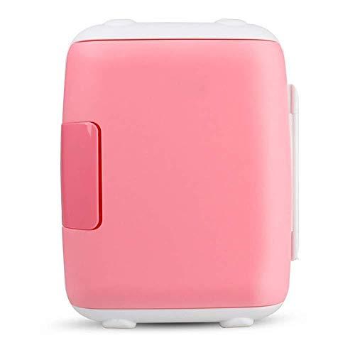 wangt persoonlijke koelkast, draagbare compacte mini-koelkast, 5 liter inhoud, koel-/verwarmd, koelbox voor thuis onderweg