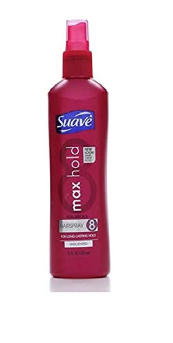 Suave Hs Na Max Hold Unsc Size 11z Suave Hs Na Max Hold Unscented 11z