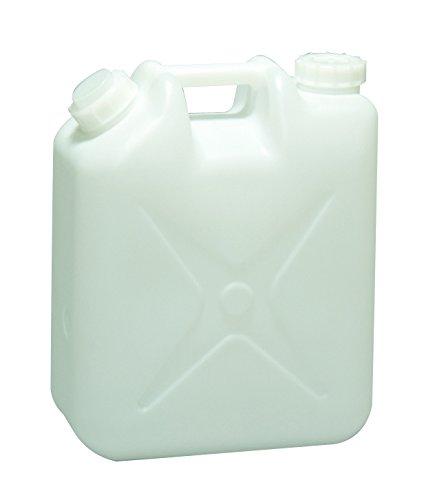 保育学校用品 飲料水専用ポリタンク 20リットル ノズル付き (20L) 安心日本製です。 *使いやすい注ぎ口つきです