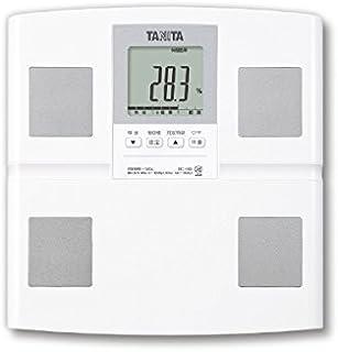 タニタ 体組成計 ホワイト BC-765-WH
