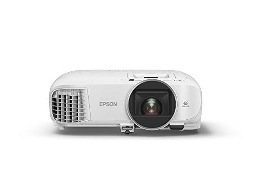Epson EH-TW5600 proyector de vídeo, 2500 LM ANSI, 3LCD, 1080p (1920x1080), Compatible con 3D, para Techo, Blanco (35000:1, 16:9, 762-7620 mm)