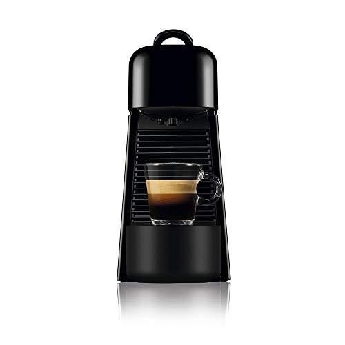 Nespresso Essenza Plus Cafeteira 110V, máquina de café Espresso doméstica, cápsula / cápsula elétrica automática (preta)