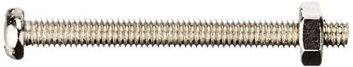 InLine Lüfterschrauben Set für 25mm Lüfter