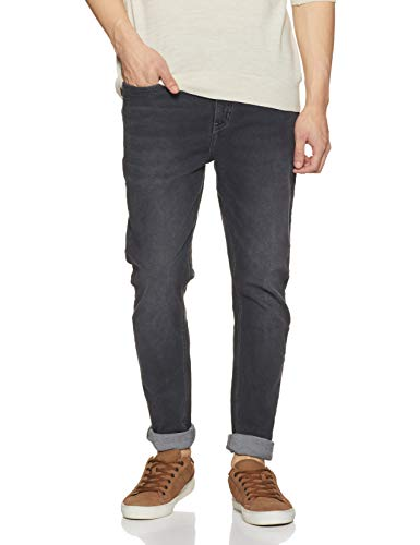 Amazon Brand – Symbol Men's Stretch Carrot Jeans