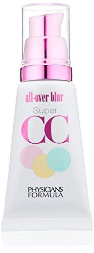Physicians Formula Super CC Color-Correction + Care CC Cream, Light/Medium, 1 Ounce, SPF 30