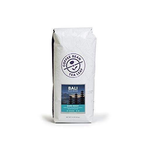 Coffee Bean & Tea Leaf Dark Roast Whole Bean Coffee Beans – Bali Blue Moon – 1 pound bag