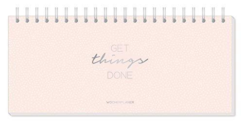 """Premium-Wochenplaner \""""Get things done\"""""""