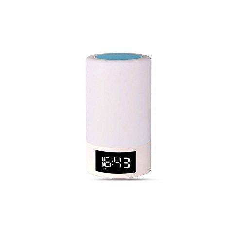 Veilleuse ZQ Décoration Ameublement Salon Intérieur Décoration Chambre Personnalité Creative Pratique Bluetooth Son Lampe Cadeau d'anniversaire