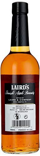 Laird's Straight Applejack Bottled in Bond Brandy - 2