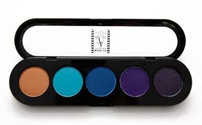 Paleta de Sombras T21 - Palette 5 Cores - Make Up Atelier Paris