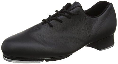 Bloch Damen Tap-Flex Tanzschuhe-Step, Schwarz (Black), 39.5 EU