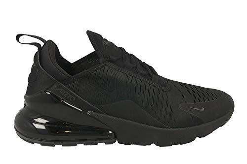 Nike Damen W Air Max 270 Sneakers, Schwarz Black Black Black 001, 39 EU