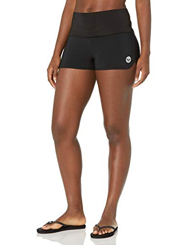 "Roxy Women's Endless Summer Boardshort 2"", Midnight Black, Medium"