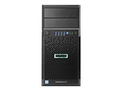 Hewlett Packard Enterprise ProLiant ML30 Gen9 3GHz E3-1220V6 Tower (4U) - Servidor (3 GHz, E3-1220V6, 8 GB, DDR4-SDRAM, Tower (4U))