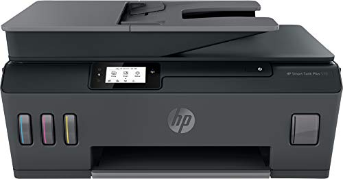 HP Smart Tank Plus 570 Wireless All-in-One Printer, Up to 3 Years of Ink in...