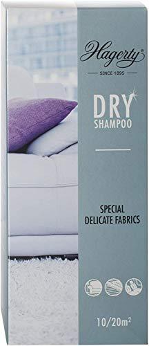 Hagerty Dry Shampoo Carpet Cleaning Powder 500 g I Effective Dry Shampoo...