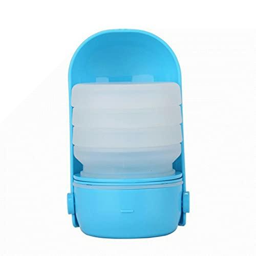 Nsdsb Botella De Agua Portátil para Viajes para Perros, Botella De Agua para Deportes Al Aire Libre, 300 Ml