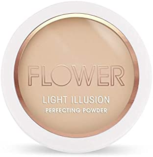 Flower Beauty Light Illusion Perfecting Powder (Soft Sand)