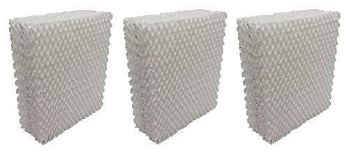 Humidifier Filters for AirCare 1043 Wick Super Bemis Essick Air 3 PACK