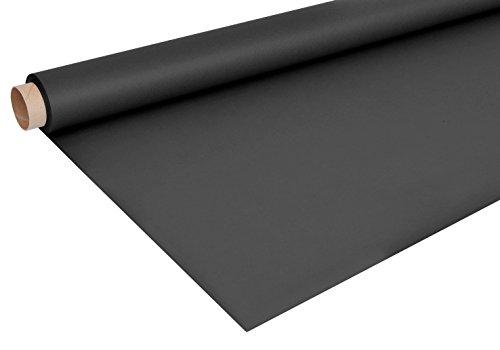 Bresser F000905 SBP02 Papierhintergrundrolle 2,72 x 11 m schwarz