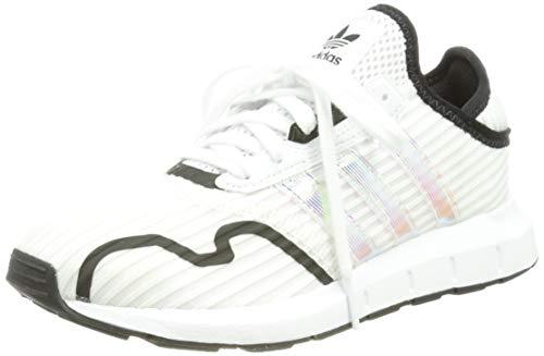 adidas Swift Run X J, Scarpe da Ginnastica, Ftwr White/Supplier Colour/Core Black, 36 EU