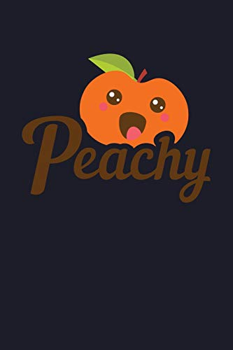 Peachy: Blank Cookbook Journal to Write in Recipes and Notes...
