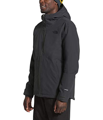 The North Face Men's Inlux Insulated Jacket, Asphalt Grey, S