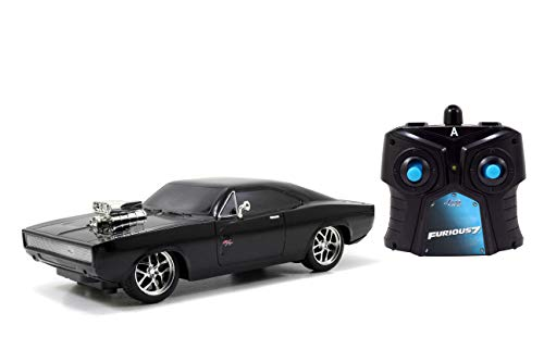 "Jada Toys Fast & Furious 7.5"" RC - '70 Dodge Charger Vehicle"