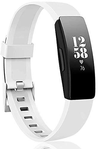 Gransho Correa de Reloj Compatible con Fitbit Inspire HR/Inspire, Impermeable Reemplazo Correas Reloj Silicona Banda (Pattern 3)