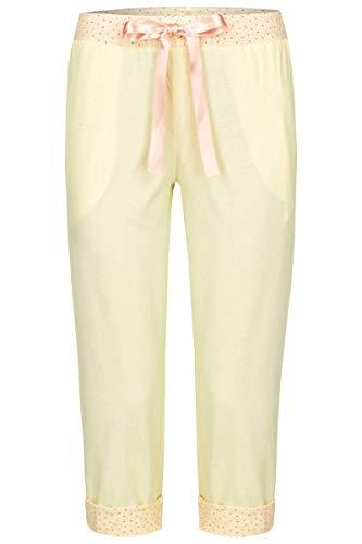 Ringella Bloomy Damen *Caprihose mit Eingrifftaschen French Vanilla 38 0251517, French Vanilla, 38