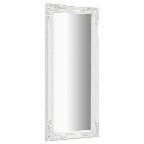 pedkit Espejo de Pared Estilo Barroco Espejos Decorativos de Pared para Dormitorio...