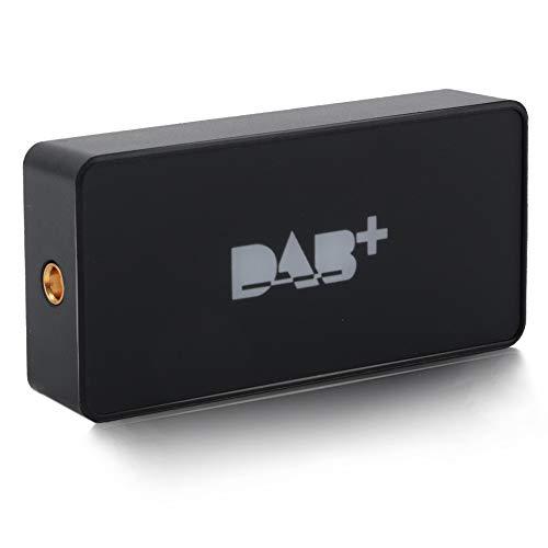 AWESAFE Externe DAB+ Adapter Digitalradio Antennentuner für Autoradio