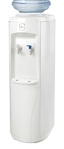 Vitapur Top Load Floor Standing Room Cold Standard Taps, White water dispenser, one size