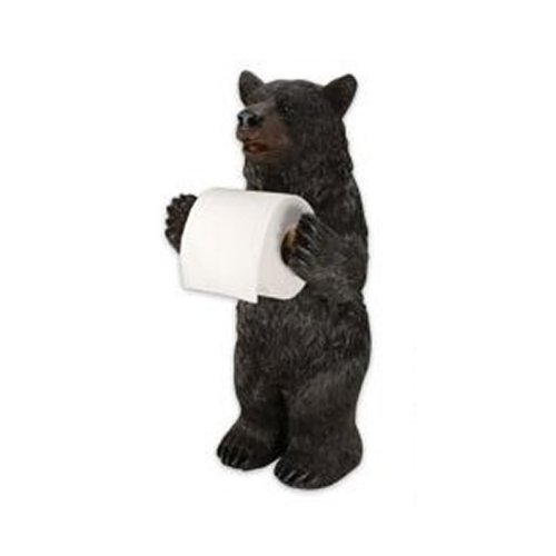 River's Edge Products 802 Standing Bear Toilet Paper Holder