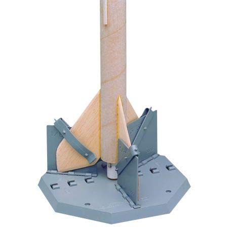 Estes 2231 Fin Alignment Guide Model Kit , Gray