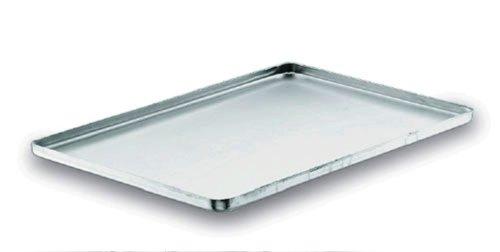 Lacor - 20561 - Bandeja Horno Chef Aluminio 60x40 cms