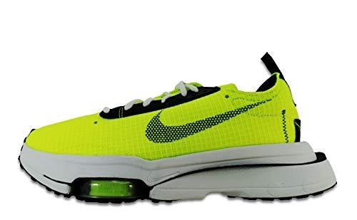 Nike Air Zoom-Type SE, Zapatillas para Correr Hombre, Volt Black White, 46 EU