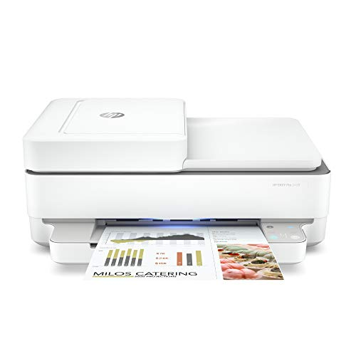 HP ENVY Pro 6420 Multifunktionsdrucker (Instant Ink, Drucker, Kopierer, Scanner, mobiler Faxversand, WLAN, Airprint) inklusive 6 Monate Instant Ink