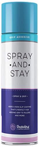 Crafter s Companion TH-1519 Threaders Spray And Stay Rimanere Spruzzo per Il Cucito e Quilting Progetti, White, One Size