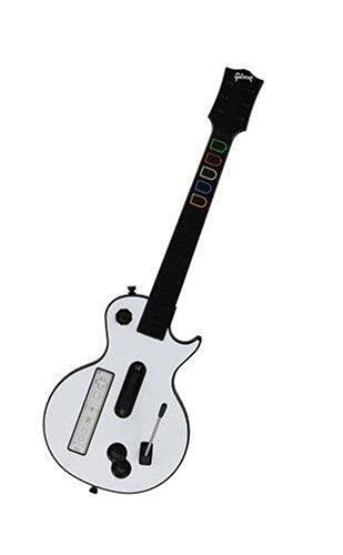 Wii - Guitar Hero Wireless-Gitarre