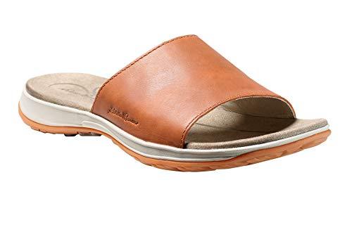 Eddie Bauer Unisex True Sunrise Slipper Sandale Scotch 6 (36)