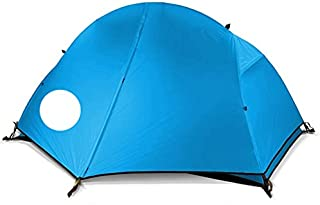 Cykling ryggsäck tält ultralätt 20D/210T för 1 person campingtält