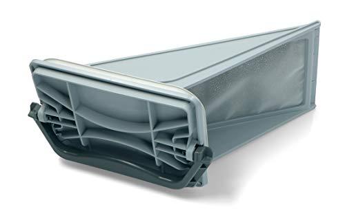 Filter HX an Wärmetauscher Trockner ORIGINAL Whirlpool Bauknecht 481010345281