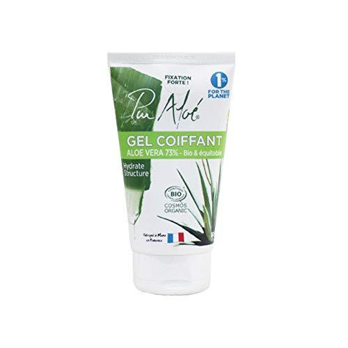 Pur Aloé Gel Coiffant Aloe Vera 73% Bio 150 ml