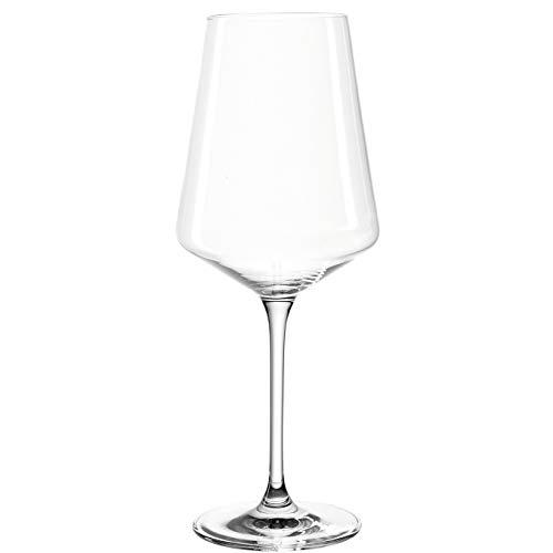 Leonardo 014789 Set 6 Vin Blanc Puccini, Verre, Transparent