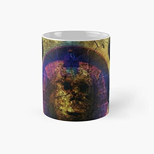 Ooba Yung Mot Album Artwork Classic Mok - Keramische Koffie Wit (11 oz) Thee Cup Geschenken voor Bestie, Moeder en Papa, Liefhebber, LGBT