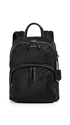 Tumi Voyageur Dori Backpack Mochila Tipo Casual, 33 cm, Negro (Black)